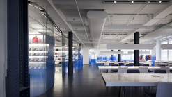 Marc by Marc Jacobs Showroom / Jaklitsch / Gardner Architects PC