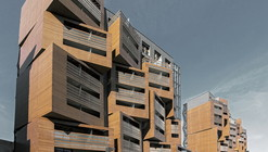 Basket Apartments in Paris / OFIS Architects