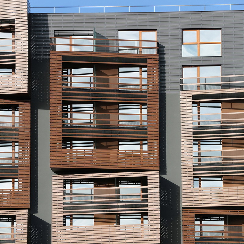 Gallery Of Basket Apartments In Paris Ofis Architects 16