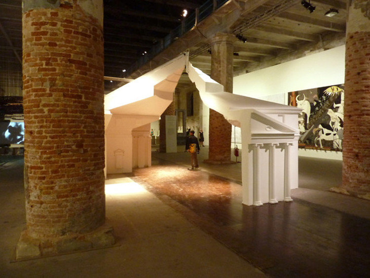DON´T PUBLISH!!! An Installation Celebrates The Creative Act Of Copying, Rotunda Nº 2