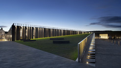 Giants Causeway Visitor Centre / Heneghan Peng Architects