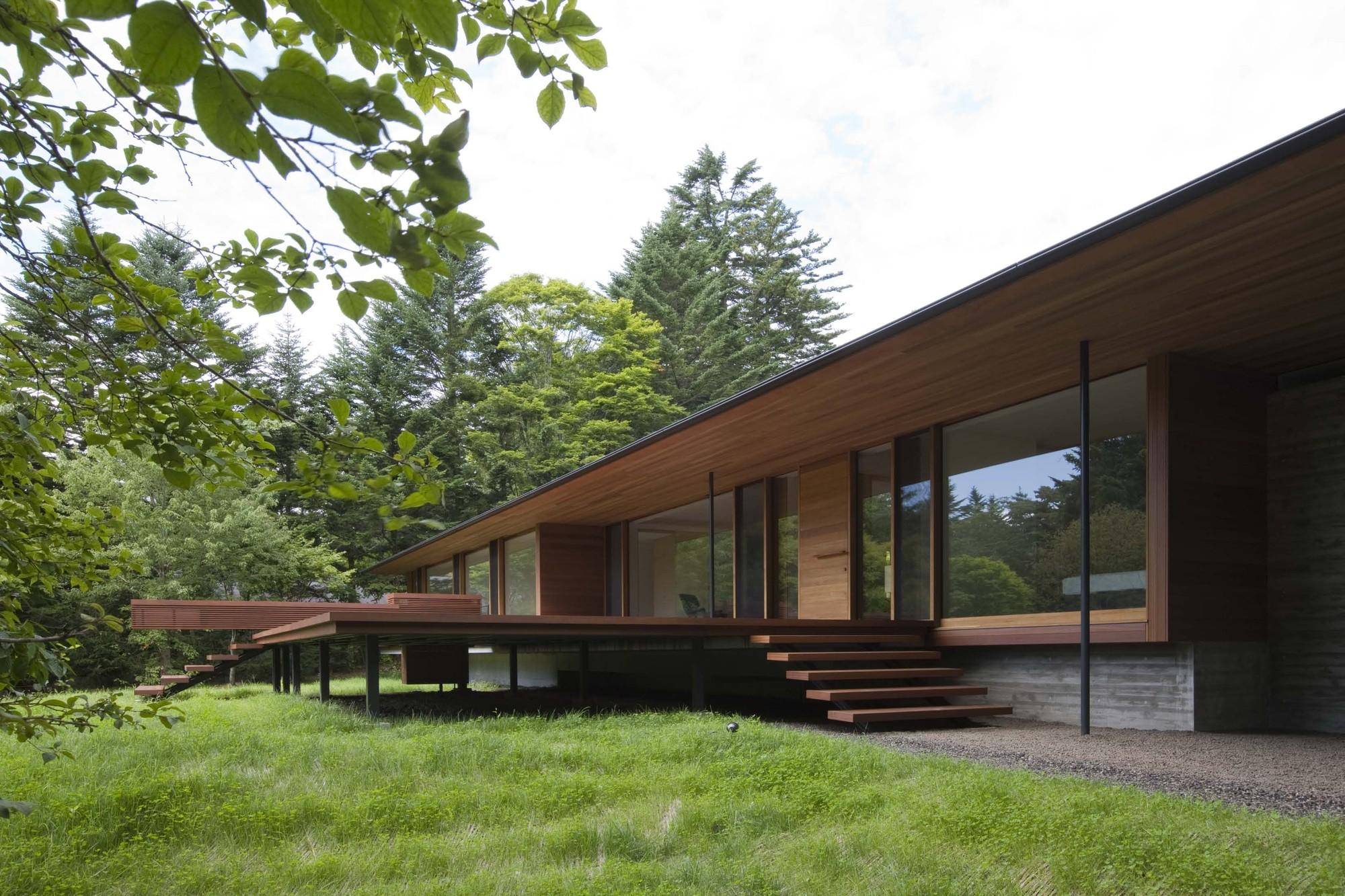 House in Hanareyama / Kidosaki Architects Studio, Courtesy of Kidosaki Architects Studio