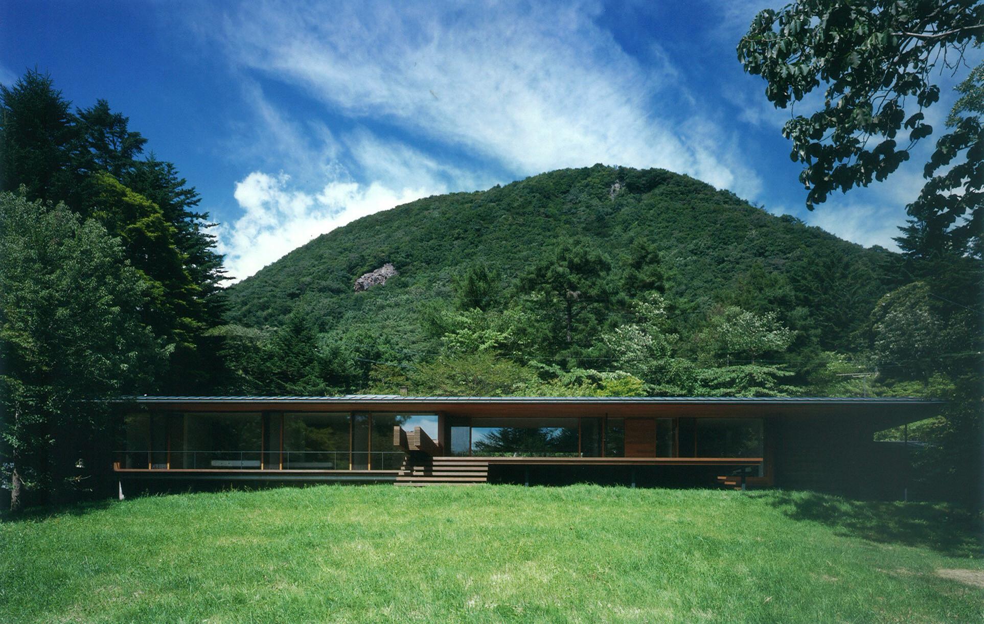 Gallery of house in hanareyama kidosaki architects for Kidosaki house