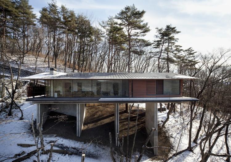 House in Asamayama / Kidosaki Architects Studio, © 45g Photography © Junji Kojima