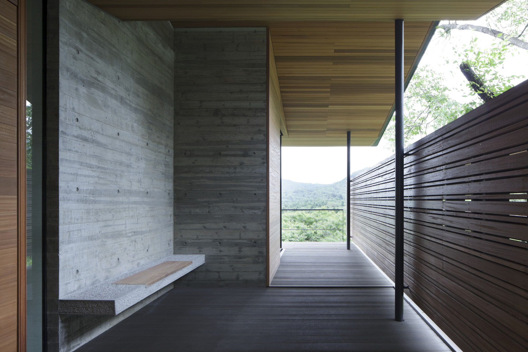 Gallery Of House In Asamayama Kidosaki Architects Studio