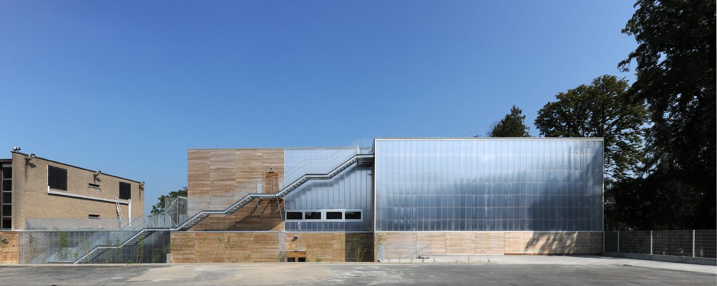 Ecole ITP / A229, © Serge Brison