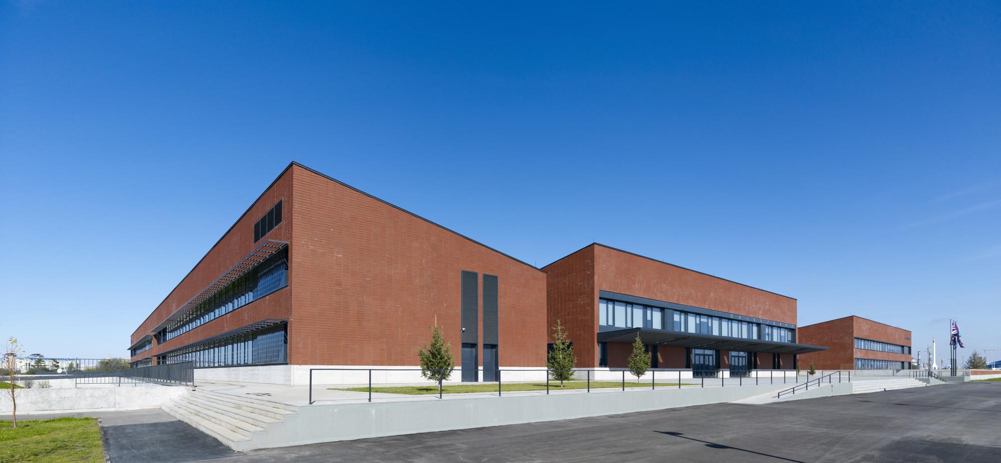 Haileybury Astana School / Cinici Architects, © Cemal Emden