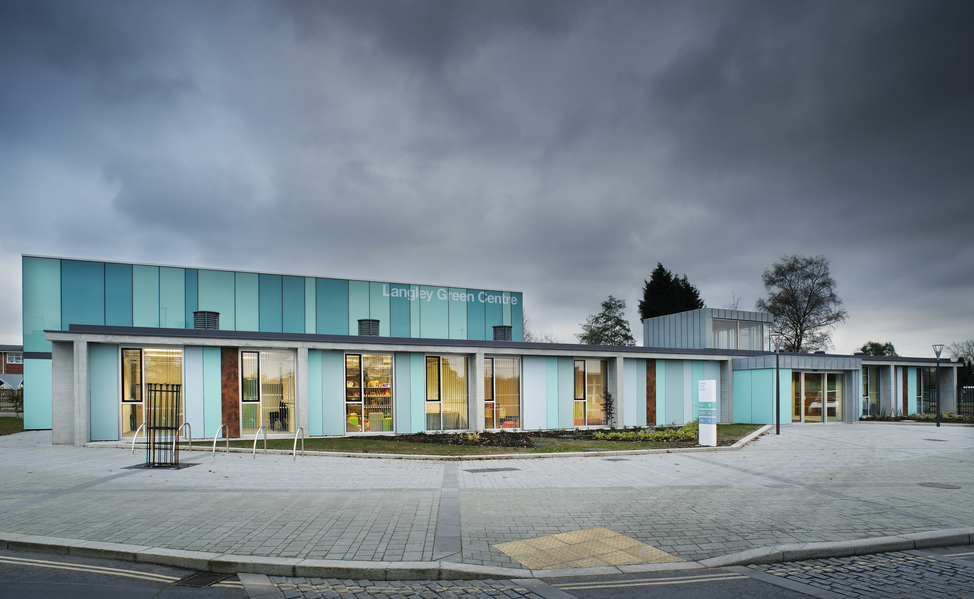 Langley Green Children's Centre / Re-Format, © Nigel Rigden