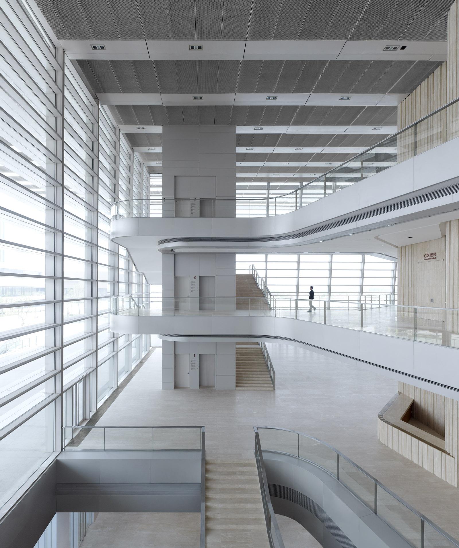 Gallery of tianjin grand theater gmp architekten 5 - Gmp architektur ...