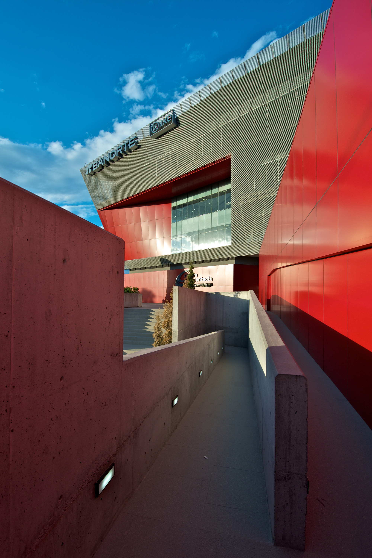Banorte Building / LeNoir & Asoc  Estudio de Arquitectura | ArchDaily
