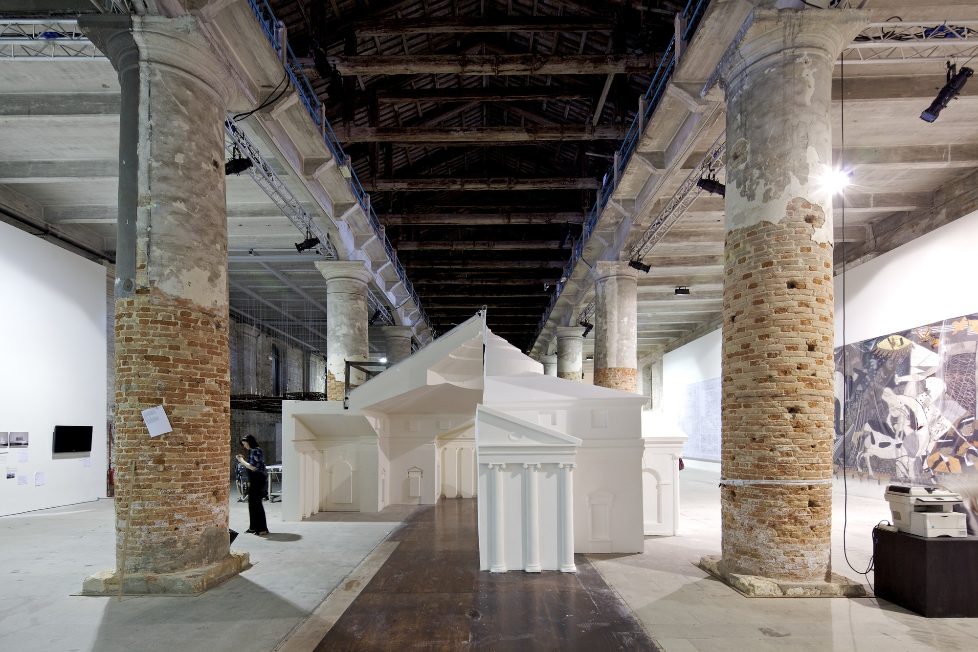 Bienal de Venecia 2012: Museum of Copying / FAT, © Nico Saieh
