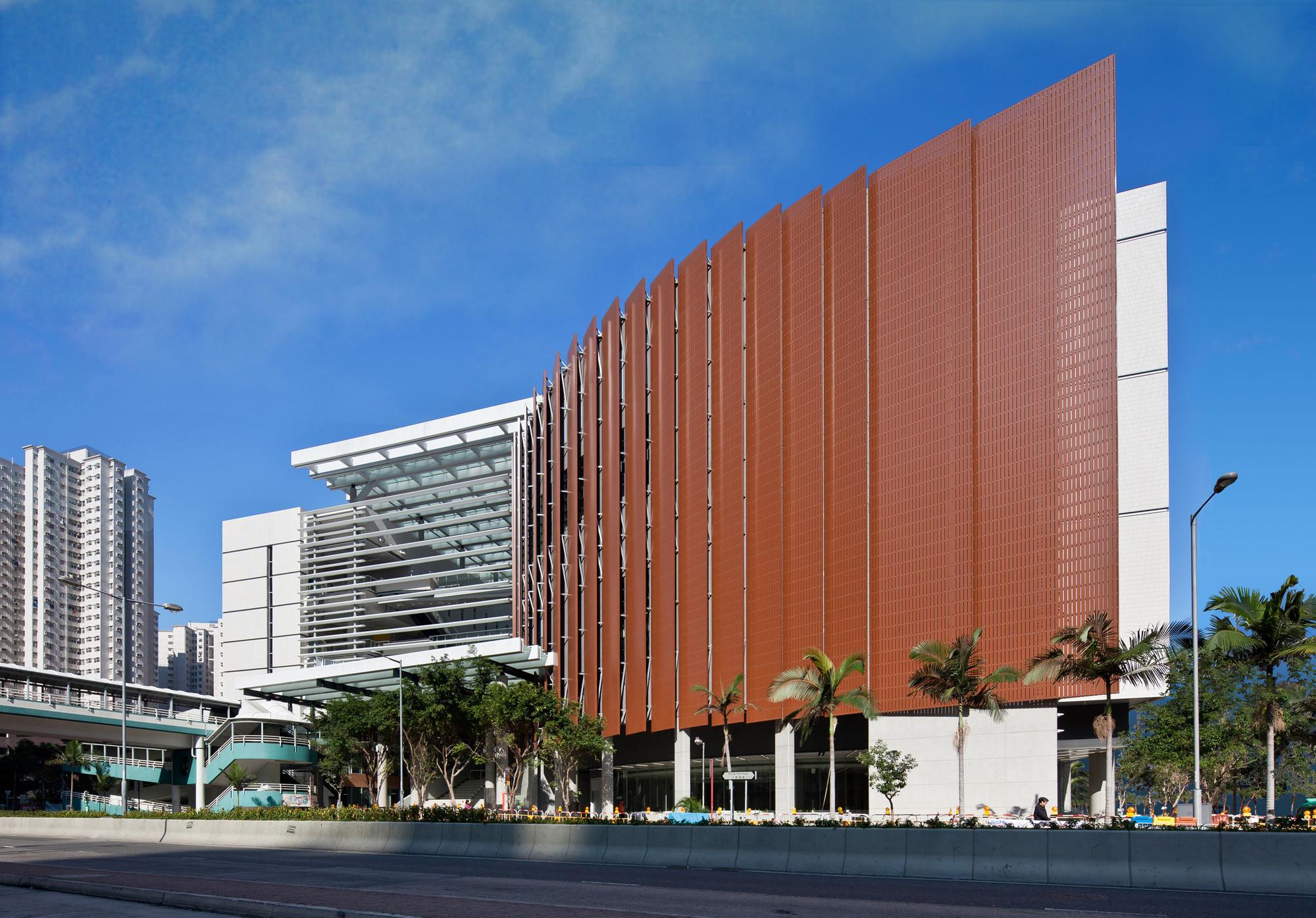 Siu Sai Wan Complex / Ronald Lu and Partners, © Ronald Lu and Partners