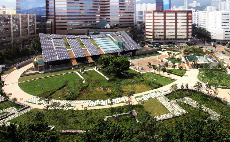 ZCB Zero Carbon Building / Ronald Lu and Partners, © Ronald Lu and Partners