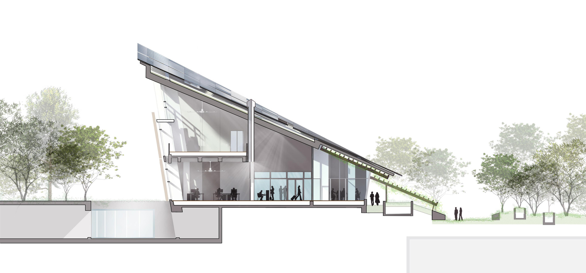 Low Carbon Emission When Building A House