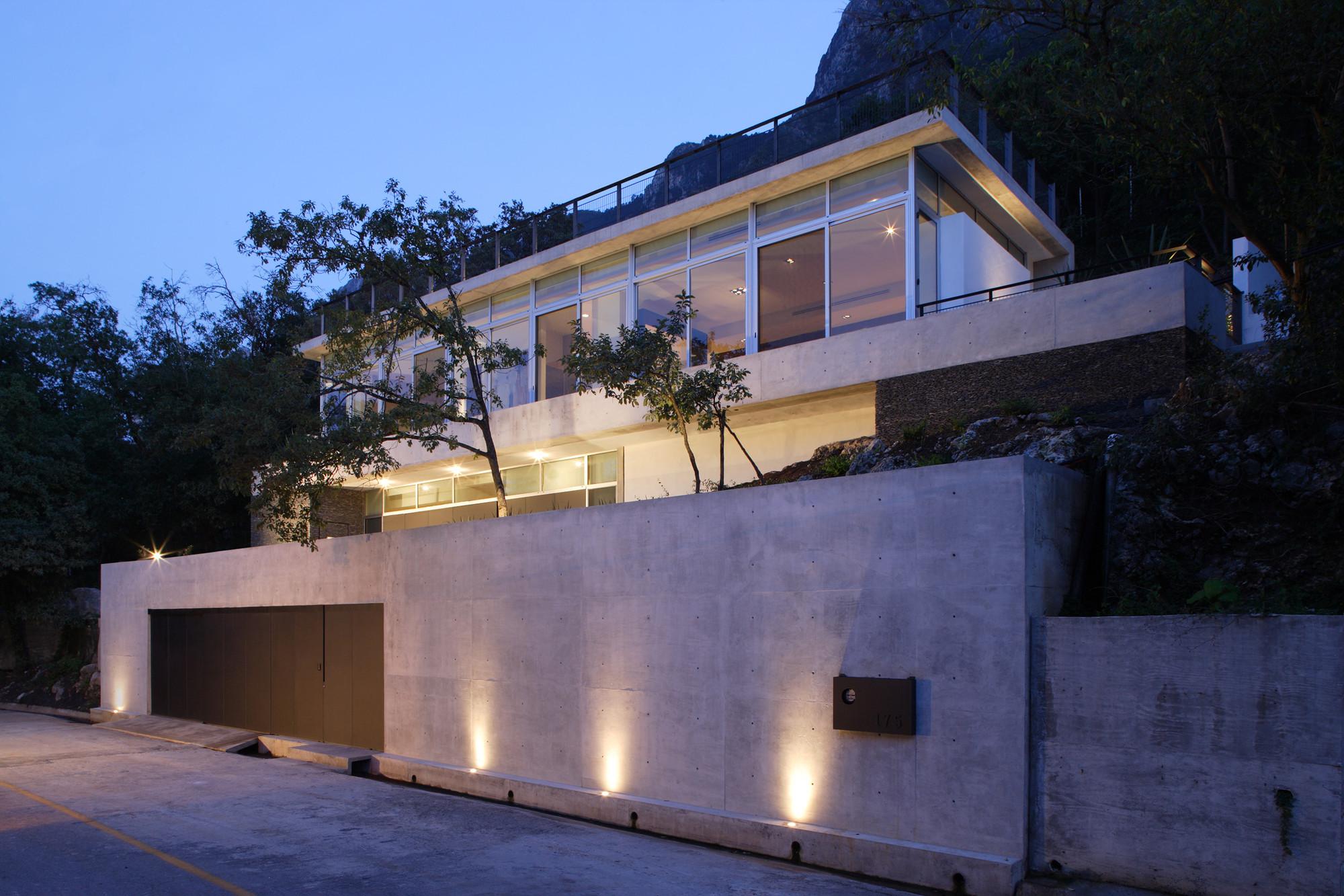 Residencia MB2 / LeNoir & Asoc. Estudio de Arquitectura, © Eduardo Alarcón Ceballos