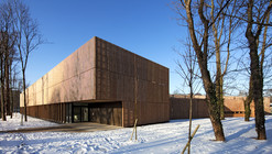 Ecole Maternelle La Venelle / Gaetan Le Penhuel Architectes