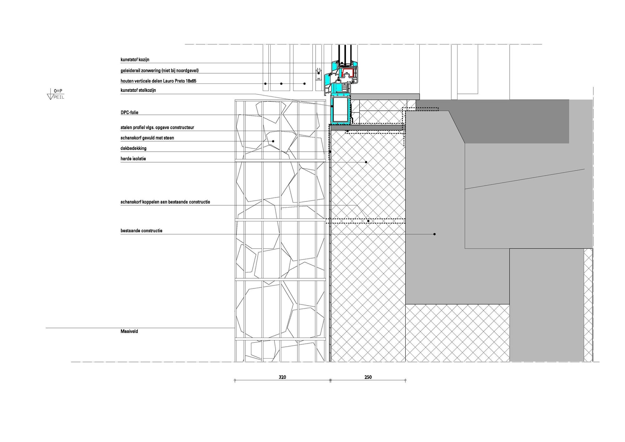 Hedendaags Gallery of Veilige Veste / KAW Architecten - 24 WQ-72