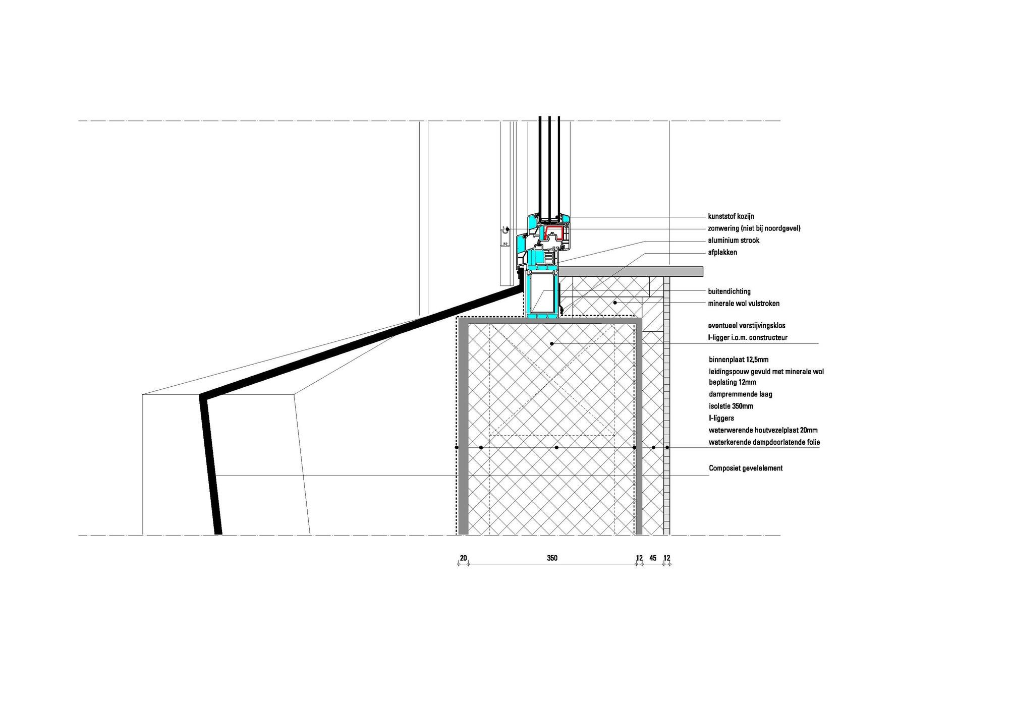 Verwonderlijk Gallery of Veilige Veste / KAW Architecten - 25 DI-27