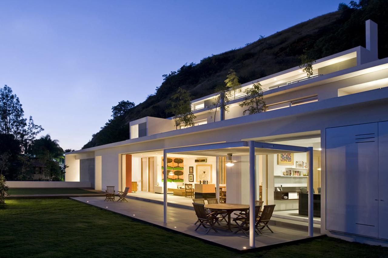 Galer a de casa en la monta a agraz arquitectos 8 for Casa en la montana