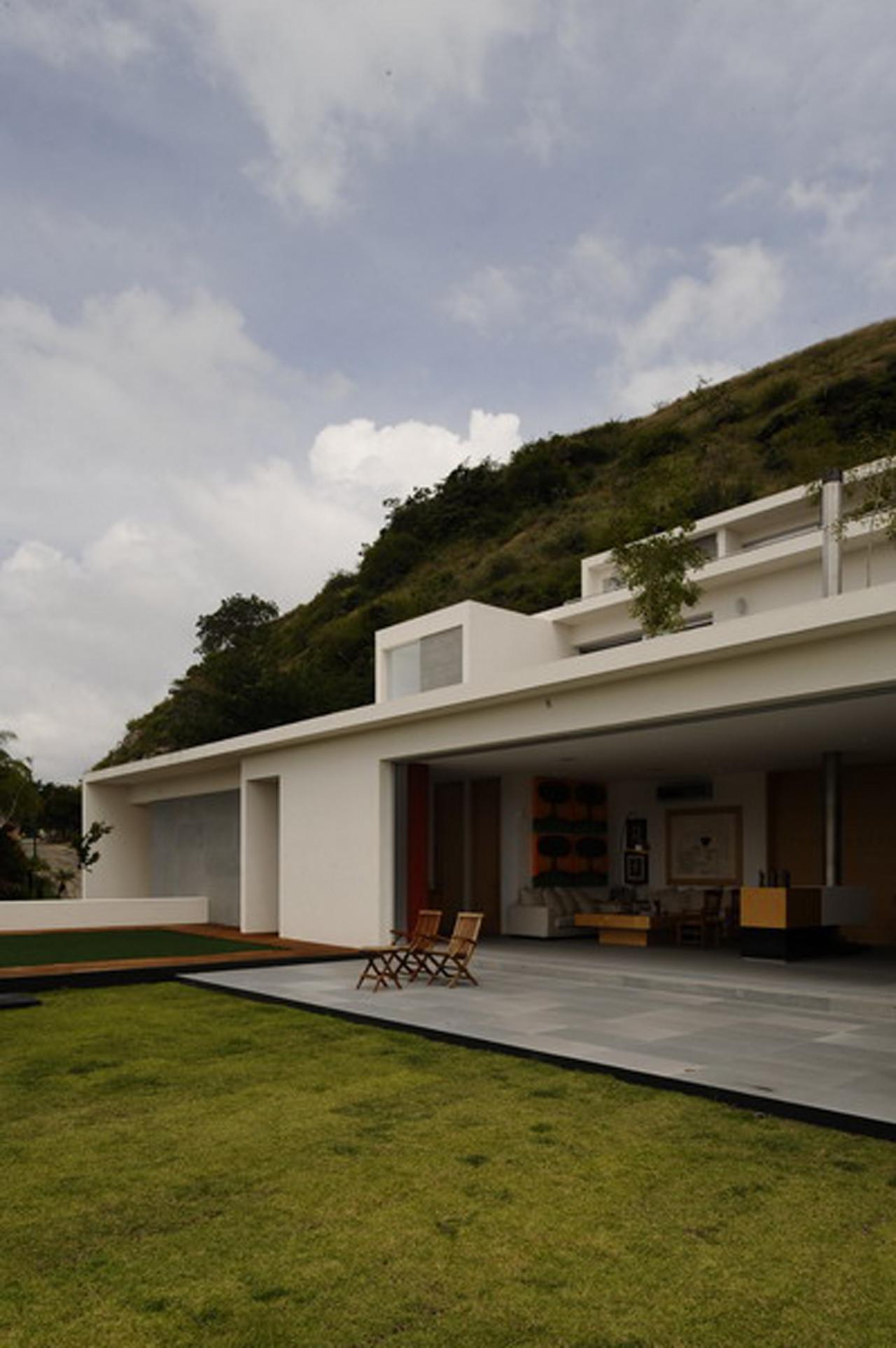 Galer a de casa en la monta a agraz arquitectos 20 for Casa en la montana