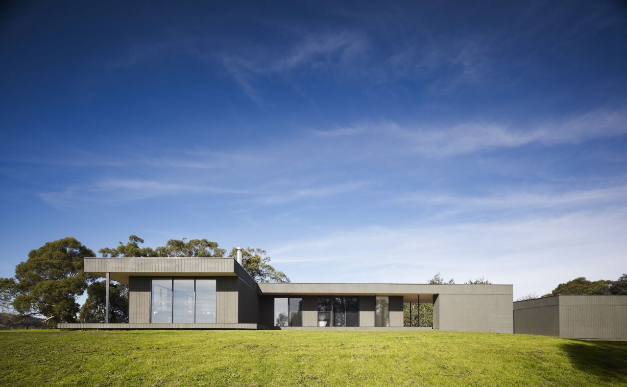 Woodend Residence / Intermode Pty. Ltd, © Derek Swalwell
