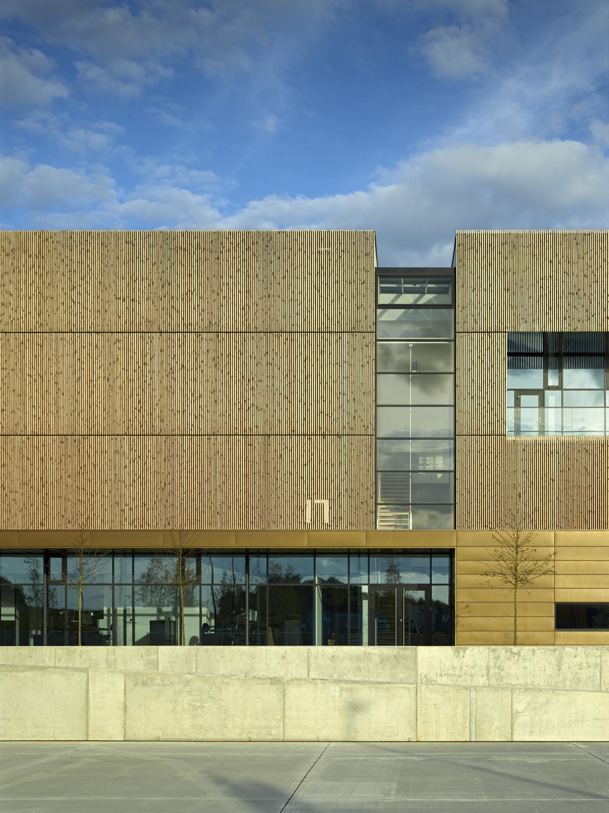 Bestseller Logistics Centre North / C.F. Møller Architects