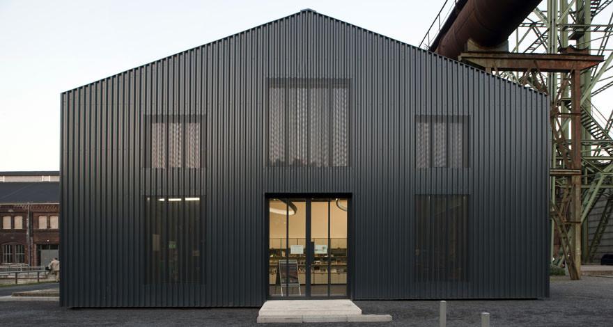 Pump House Heinrich B 246 Ll Architekt Archdaily