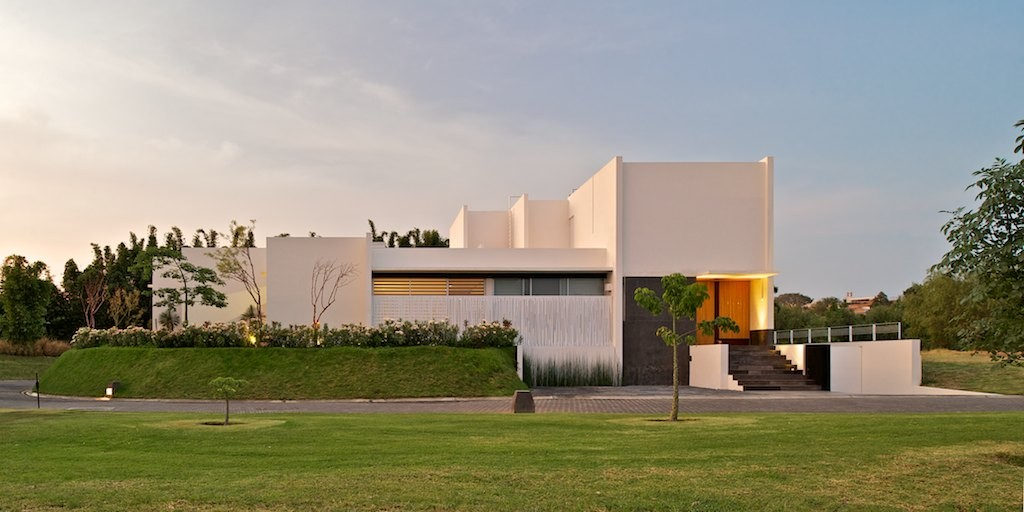Casa Eriso / Agraz Arquitectos , © Mito Covarrubias