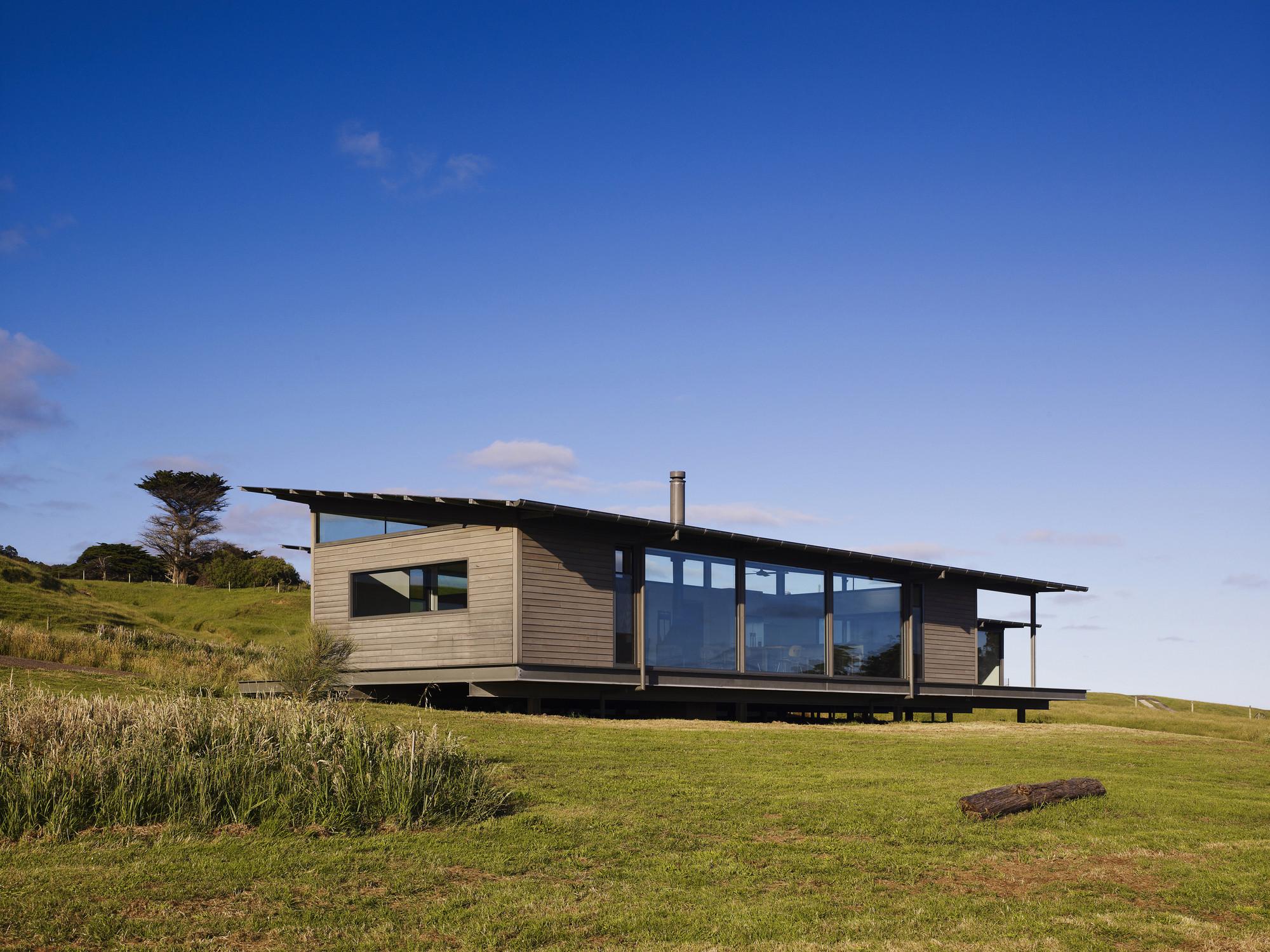 Sugar Gum House / Rob Kennon Architects, © Derek Swalwell