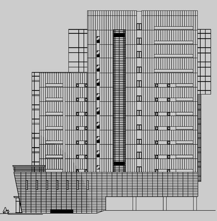 The One Hsuyuan Kuo Architecture Archdaily