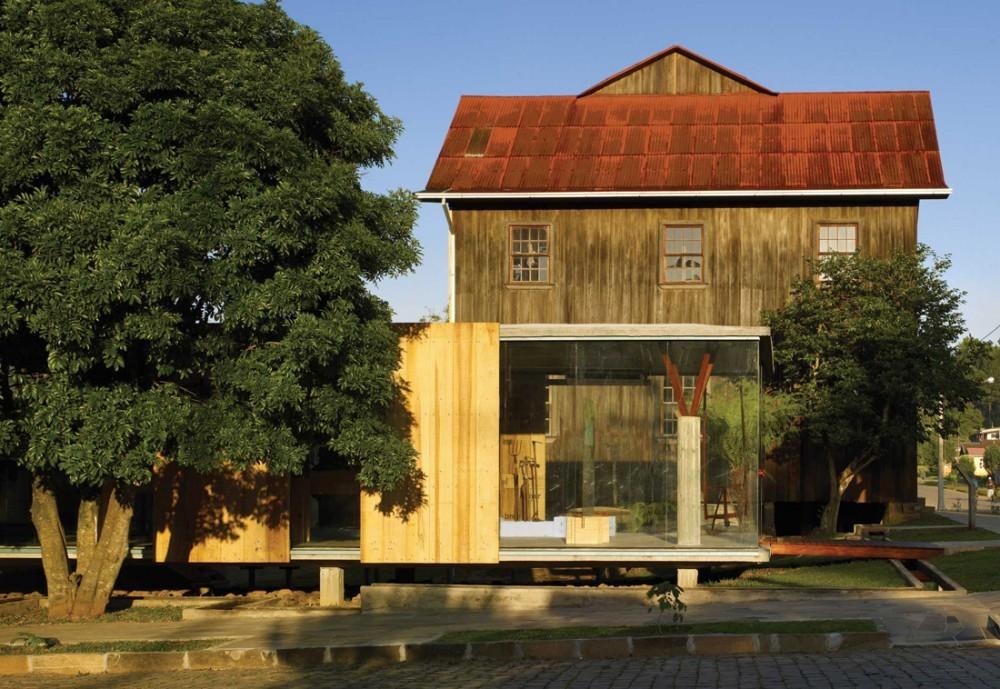 Museo del Pan - Antiguo Molino de  / Brasil Arquitetura, © Nelson Kon