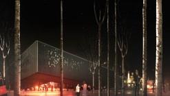 Propuesta Biblioteca Publica Daegu Gosan / MenoMenoPiu Architects