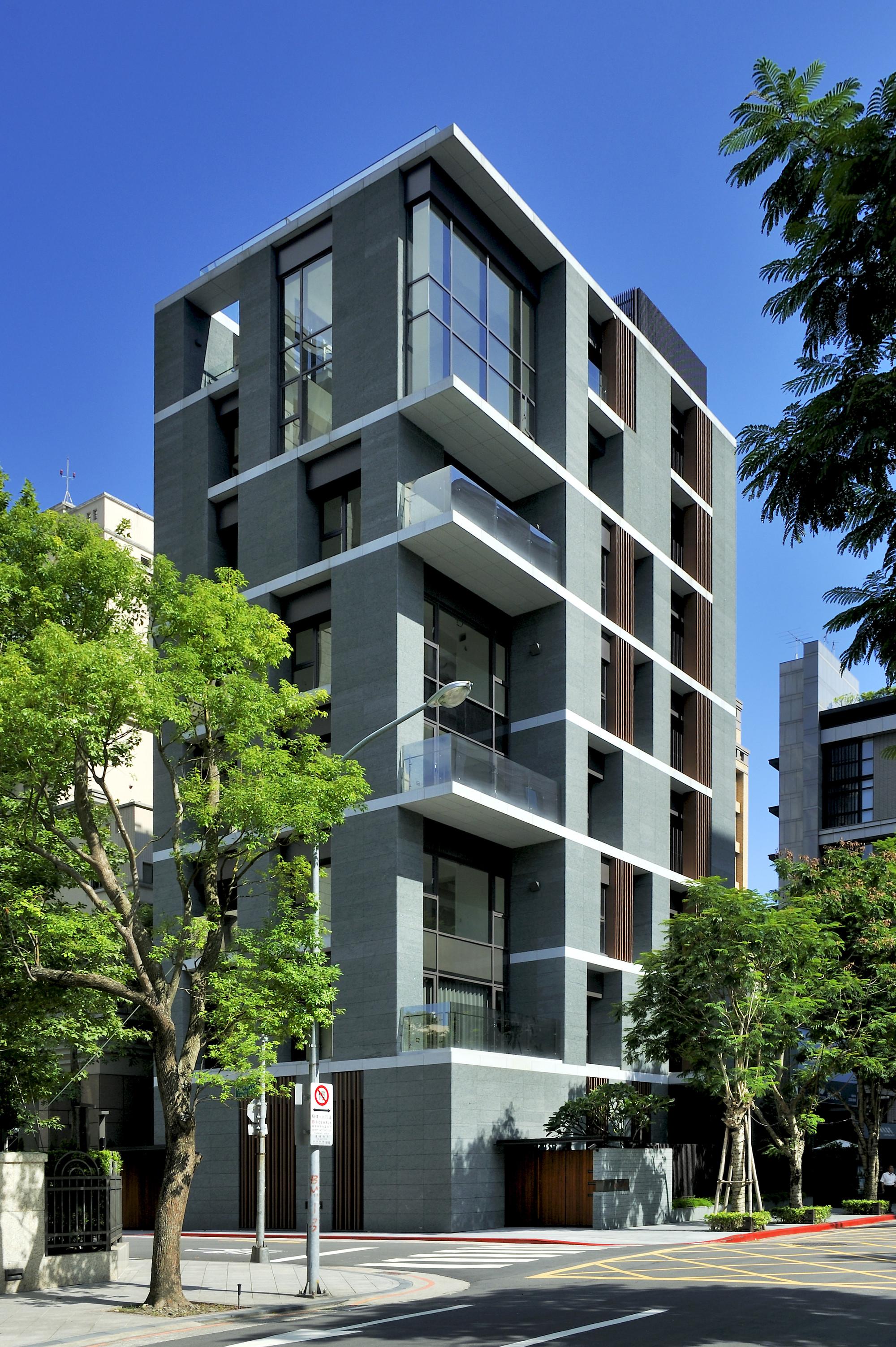 Hsu Housing Gallery Of U House Hsuyuan Kuo Architecture 5