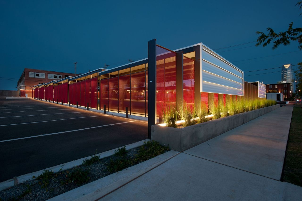 Guardian Parking / Fitzsimmons Architects