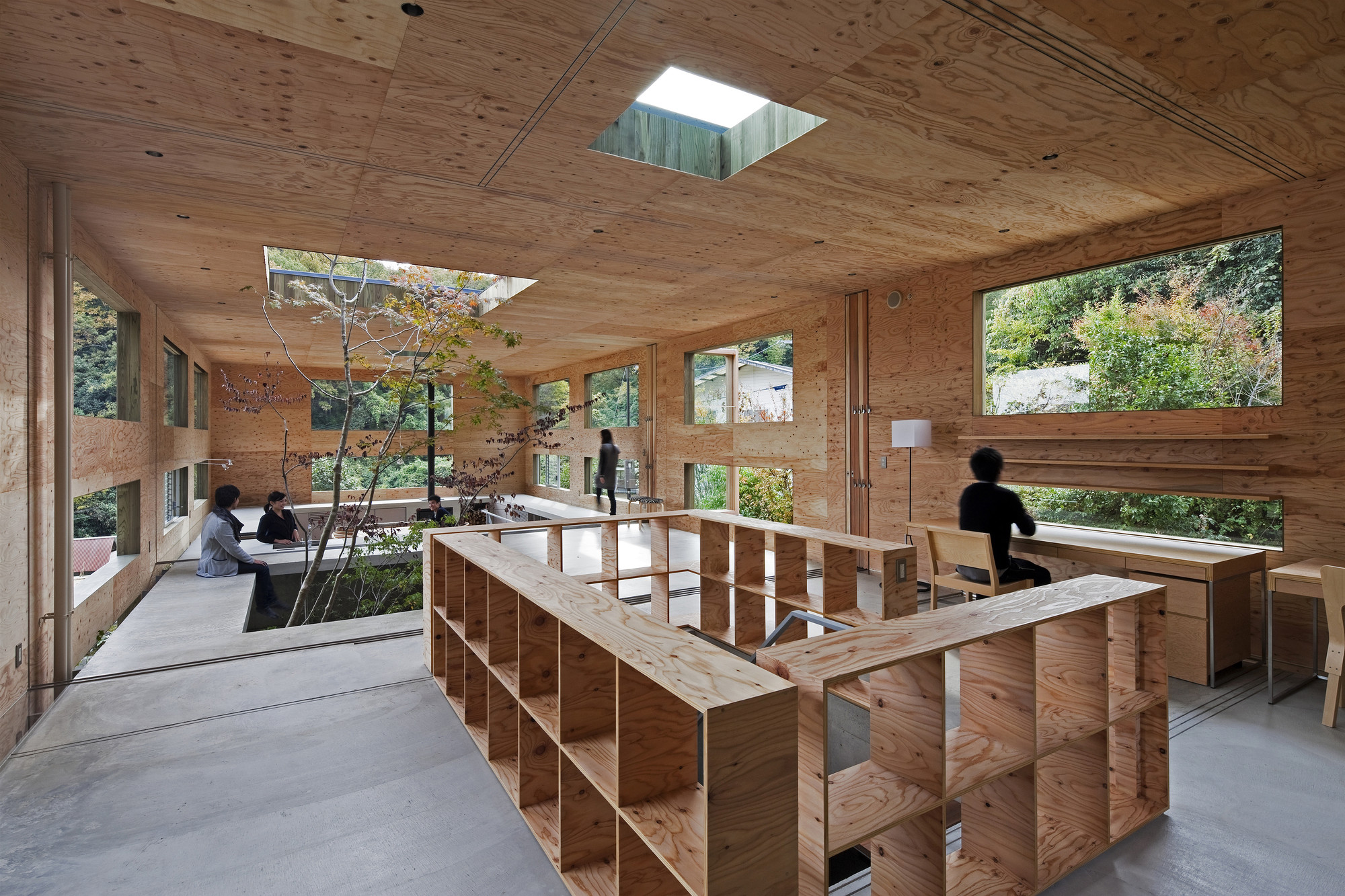 Gallery of nest uid architects 7 - Case giapponesi moderne ...