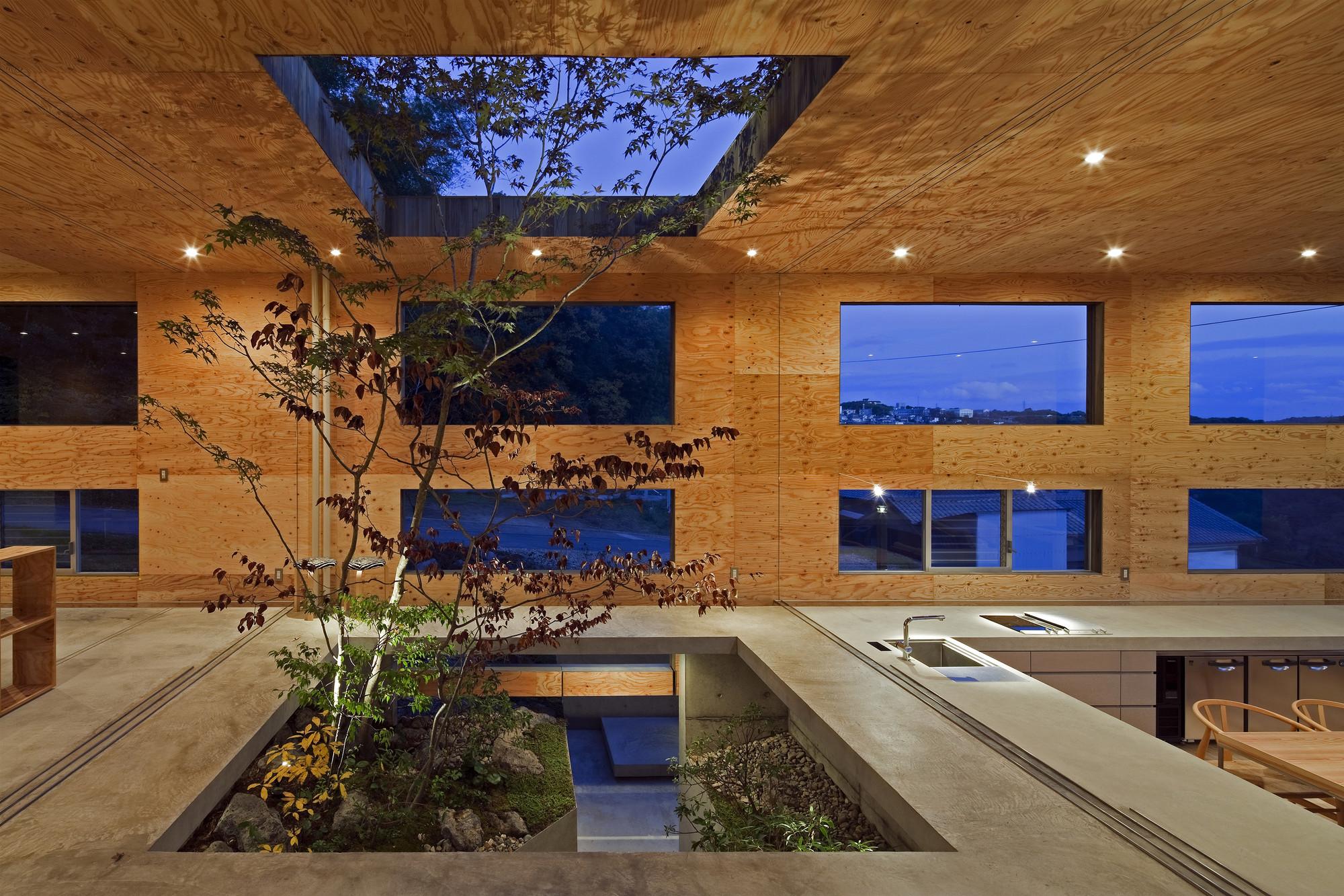 Nest / UID Architects, © Hiroshi Ueda