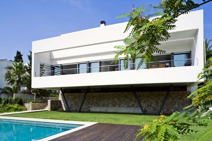 Villa Bonanova / CMV Architects