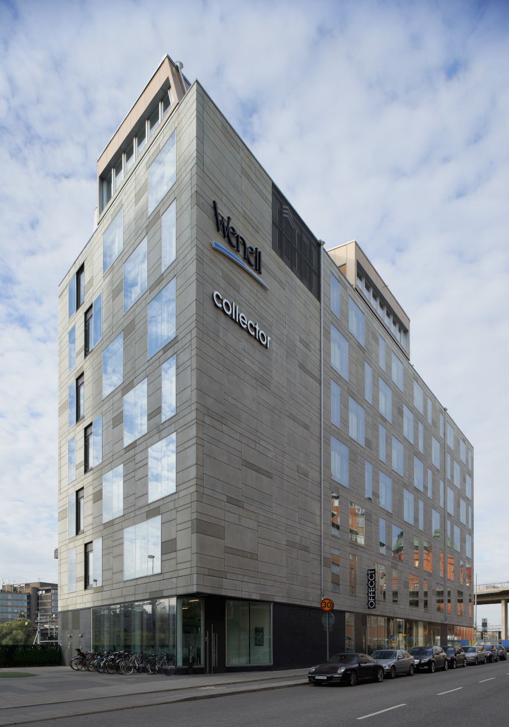Flat Iron Building / Rosenbergs Arkitekter, © Åke E:son Lindman