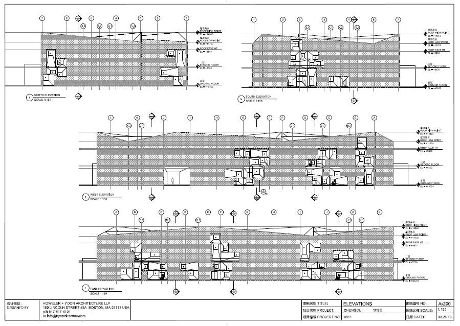 Phép lịch sự của Höweler + Yoon Architecture