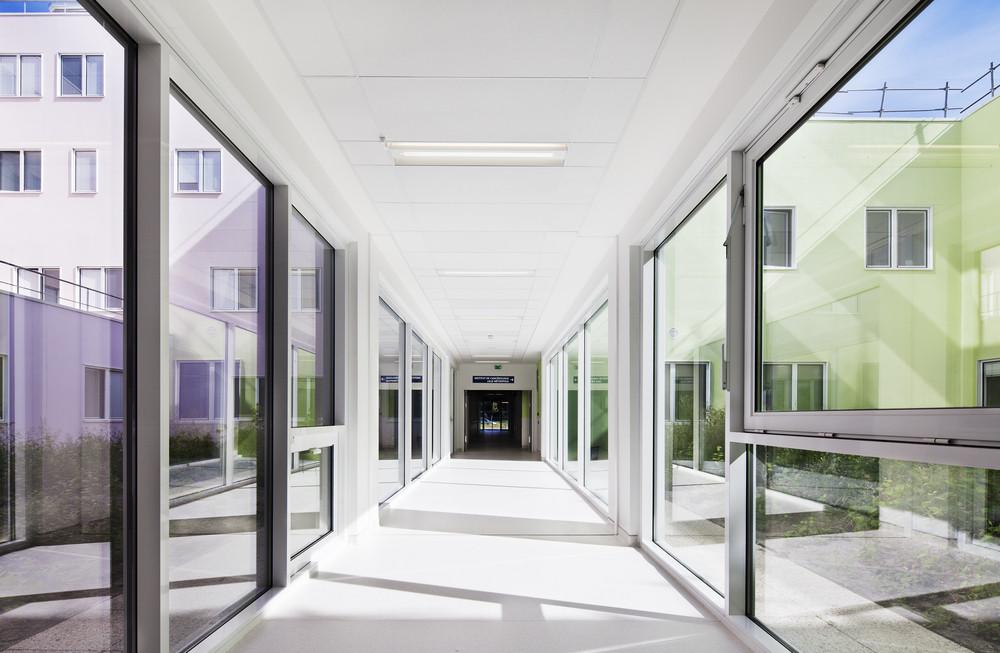Hospital in Villeneuve d'Ascq / Jean-Philippe Pargade
