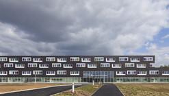 Hospital en Villeneuve d'Ascq / Jean-Philippe Pargade
