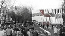 Propuesta Biblioteca Daegu Gosan / PRAUD