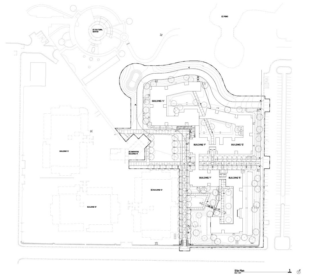 Gallery of Chamisa Village Phase II / Steinberg Hart - 6