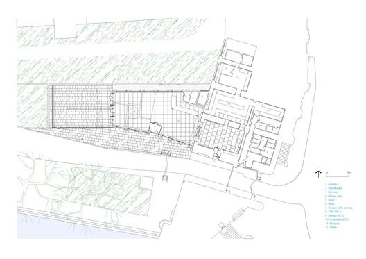 Courtesy of Tony Fretton Architects