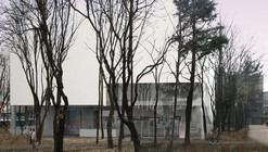 Biblioteca Pública de Daegu Gosan / Gorka Blas