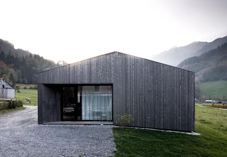 Casa Gudrun / Sven Matt, © Björn Matt