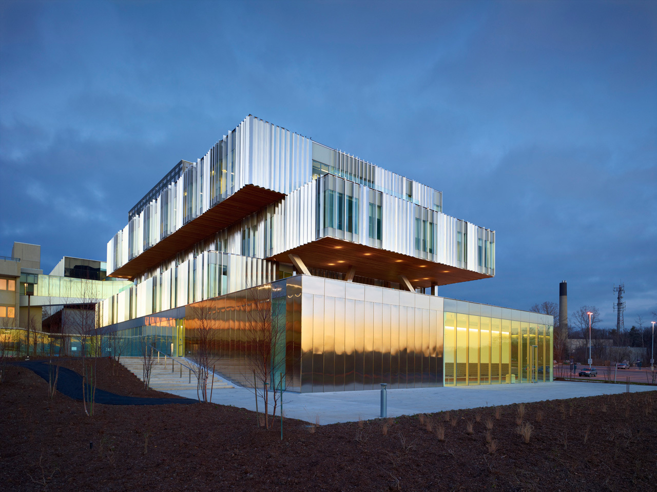 Gallery Of Terrence Donnelly Health Sciences Complex
