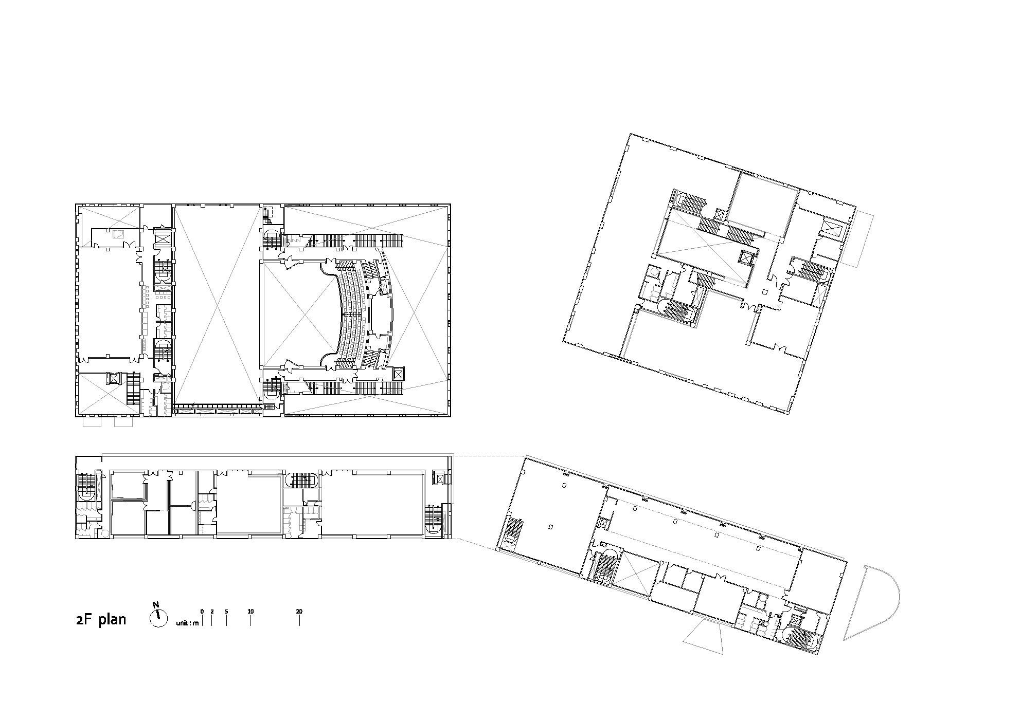 Dadong Art Center / Cie + MAYU architects