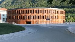 Centro Administrativo Jesenice / Studio Kalamar