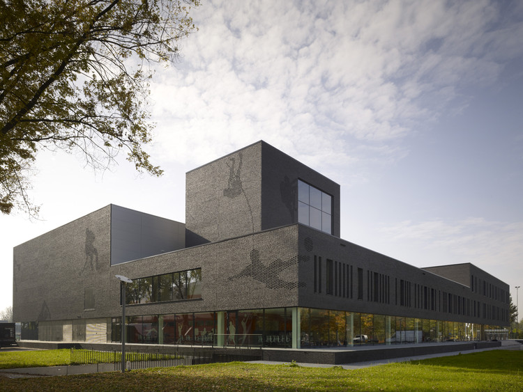 Fontys Sports College / Mecanoo, Courtesy of Mecanoo